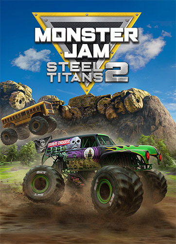 Monster Jam Steel Titans 2 (2021)